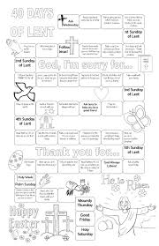 never the same thing twice lent calendar homeschool bible study