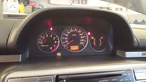nissan altima 2005 idle relearn x trail high idle youtube