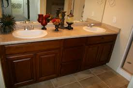 Small Bathroom Double Sinks Bathroom Double Sink Vanities With Hutches U2014 The Furnitures