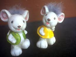 other antiques collectables pair of ornamental mice was sold