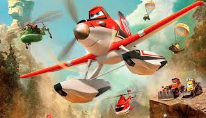 movie review u201cplanes fire u0026 rescue u201d movie nation