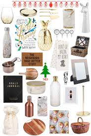 christmas hostess gifts christmas hostess gift guide for the perfect token gift to stash in