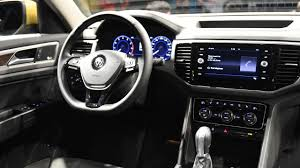 atlas volkswagen interior more details on the long teased 2018 volkswagen atlas cuv