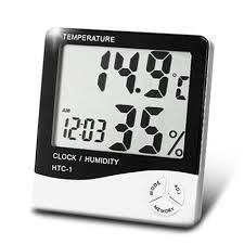 thermometre chambre b ménage intérieur thermomètre hygromètre chambre de bébé hygromètre