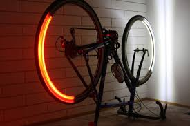 Light Bicycle Revolights Leds Are Head And Tail Llights That Make Your Bike Glow