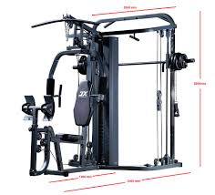gym and fitness jx utility 138lbs home gym u2013 gym u0026 fitness