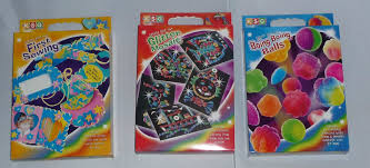 ksg kids craft kits sets first sewing bouncy balls or glitter