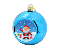 ornament sublimation blank gift