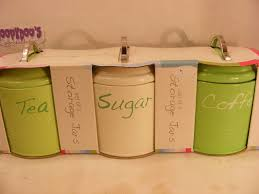 modern canister set tags adorable kitchen canisters