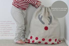 sack from www littleandloved co nz