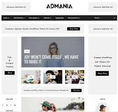 wordpress templates for websites best adsense optimized wordpress themes for earning more