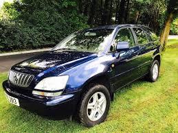 lexus rx300 user manual 2001 lexus rx300 se auto 4x4 in antrim road belfast gumtree