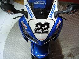 cbr motorbike for sale new honda cbr fireblade samsung honda bsb race replica signed buy