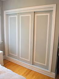 Painting 6 Panel Interior Doors Closet Door Ideas Add Interest To Plain Closet Doors By Painting