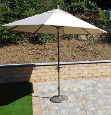 Patio Umbrella With Base Sunbrella Outdoor Umbrellas Orange County Patio Outlet 714 974