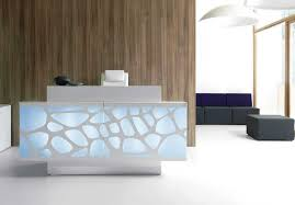 salon reception desk room table amazing desk lighting ideas cool ideas salon