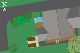 Tips For Planning A Backyard Orchard Fruit Tree Placement - Backyard orchard design
