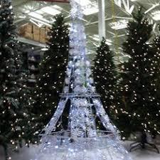 gemmy lightshow sparkle led yard decor 88006 eiffel tower