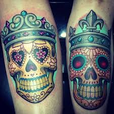 collection of 25 gorgeous sugar skull