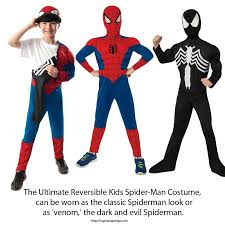 Spiderman Costume Halloween Spiderman Costume Kids Totally Awesome