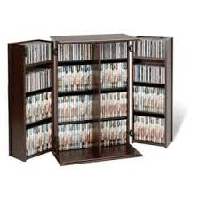 Dvd Storage Cabinet Media Cabinets Bookshelves Bookcases For Less Overstock