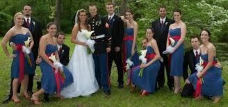 marine bridesmaid dresses marine wedding favors search marine corps wedding ideas
