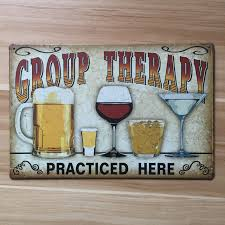 vintage home decor wholesale wine and drinking vintage home decor beer metal tin signs malt