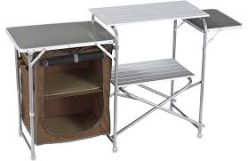 Camping Kitchens Snowys Outdoors - Oztrail camp kitchen deluxe with sink