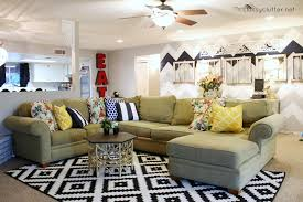 Black White Area Rug Living Room Carpets Rugs Free Home Decor Oklahomavstcu Us