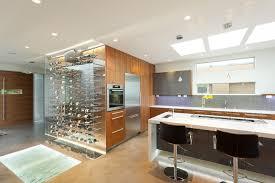 Black Walnut Cabinets Kitchens Corner Wine Cabinet Kitchen Contemporary With Nek Rite Wine Cellar
