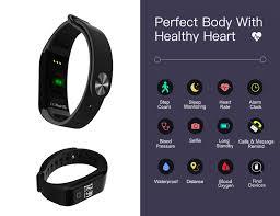 heart healthy bracelet images Smart band waterproof smart watch fitness tracker jpg
