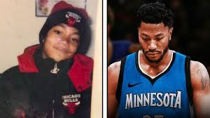 derrick rose s troubled past and it s link to depression youtube