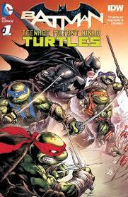 batman teenage mutant ninja turtles 1 dc comics