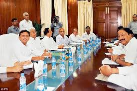 Portfolio Of Cabinet Ministers Chief Minister Akhilesh Sacks One Minister And Strips 15 More Of