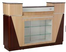 Salon Reception Desk Reception Desk Ebay