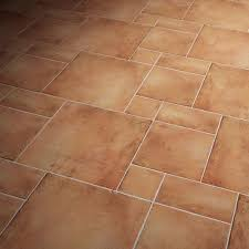 red terracotta effect tile country farmhouse terracotta effect