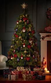 argos the best artificial christmas trees gardening