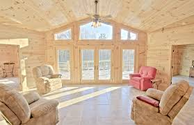 Log Siding For Interior Walls Interior Makeovers The Versatility Of Eastern White Pine Wall