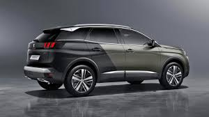 peugeot suv 2016 peugeot gives its 3008 suv a two tone gt version top gear