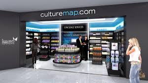 Culture Map Dallas by Exclusive Culturemap To Take Over Hudson News Shops At Houston