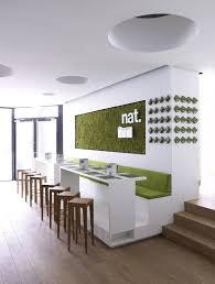 Interior Designs For Restaurants futuristic interior design against one of the walls black with