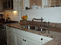 Easy To Clean Kitchen Backsplash Do You Like Your Beadboard Backsplash
