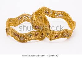 bengali gold earrings gold bangles stock images royalty free images vectors