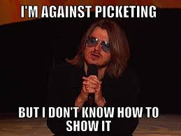 Mitch Hedberg Memes - comedian mitch hedberg is against picking