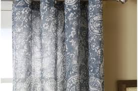 Best Home Fashion Curtains 10 Sheer Paisley Curtains With Designs Greenland Home Fashions