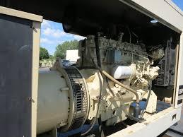 used kohler 6076af010 diesel generator 540 hrs