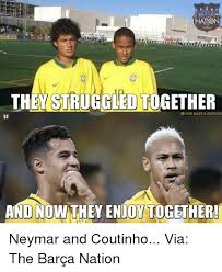 Barca Memes - nation struggled o the barca nation st and now they enjoy together