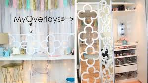 Panels For Ikea Furniture by Diy Update Furniture Myoverlays Decor Youtube