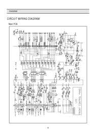 daewoo frs 2031 service manual
