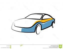 simple drawing of a car simple drawing of a modern sports car auto